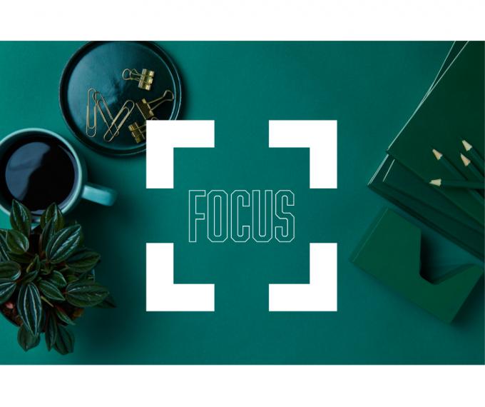 fokussieren lernen